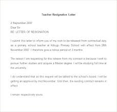 Resign Letter Format In Word Template Resignation Letter Template Word Basic Of Two Weeks Notice
