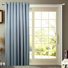 kitchen french door curtains hanging long curtain rods sliding doors install exterior hangi