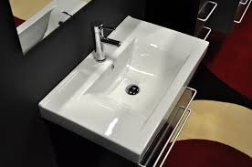 modern bathroom sink  best white home interior design minimalist