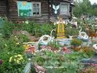 Украшения для сада огорода своими руками фото