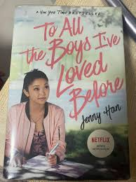 To all the cowboys i've loved before: To All The Boys I Ve Loved Before Books Stationery Fiction On Carousell