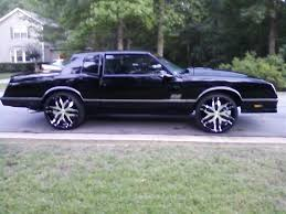 udownwitkj 1985 Chevrolet Monte Carlo Specs, Photos, Modification ...