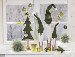 Mon Decor Stimmungsbild Weihnachten Wichtel Zwerge Grün