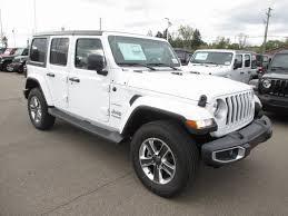 jeep wrangler white sahara. Interesting Jeep New 2018 JEEP Wrangler Unlimited Sahara In Jeep White J