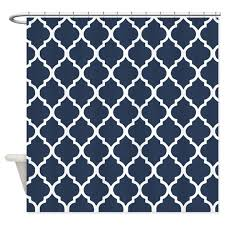 Navy Blue Patterned Curtains Classy Navy Patterned Curtains 48 Images Navy Blue Shower Curtains In 48