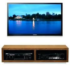 floating shelves entertainment center wall mount stand mocha shelf unit diy