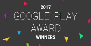 Image result for Google Play Announced 2017 Awards