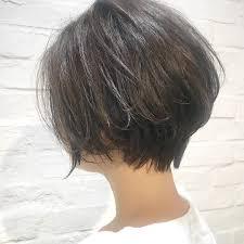 ハチ張りに似合う髪型18選頭が小さく見えるレディースメンズヘアは