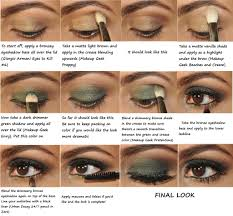 bronze and green tutorial