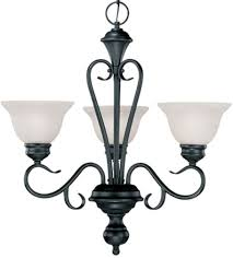 devonshire matte black chandelier alabaster glass 23 wx24 h