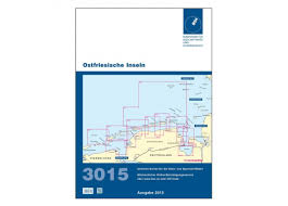 Buy Sea Charts Bsh Official Nautical Charts Of German Waters North Sea And