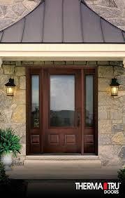 therma tru fiberglass exterior doors