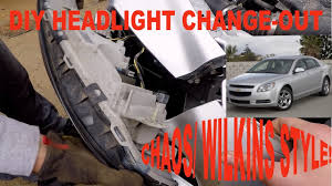 2008 2012 chevy bu headlight wiring harness and headlight 2008 2012 chevy bu headlight wiring harness and headlight replacement chaos wilkin s style