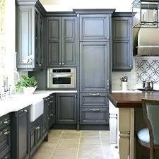 black kitchen cabinets ideas. Dark Gray Cabinets Kitchen Idea Grey Black Ideas