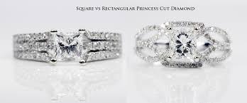 Princess Cut Diamond Chart Princess Cut Diamonds Cut Guide Proportions Chart