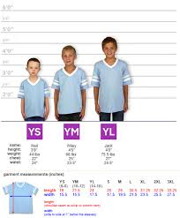 Customink Com Size Chart Will It Fit Custom Inks T Shirts Sizing Guide Custom Ink