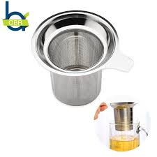 27 users rated this 5 out of 5 stars 27. Stainless Steel Tea Infuser Mesh Filter Tea Coffee Strainer Spice Holder Small Kitchen Appliances Coffee Tea Espresso Makers