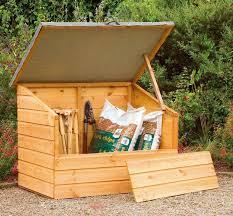 plus garden storage boxes 4 x 3 shiplap storage box