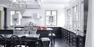 Chic Design And Decor 100 Black And White Kitchen Design Decor Ideas 59