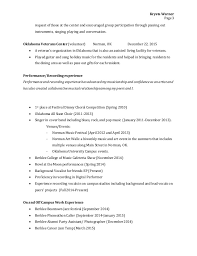Music Therapy Resume Best Resume Playing Music