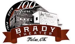 Brady Theater Tulsa Oklahoma Brady Theater