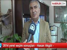 2014 yerel seçim sonuçları - Hasan Akgöl - - Dailymotion Video
