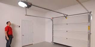 genie 4042 tkh silentmax belt garage door opener in the use
