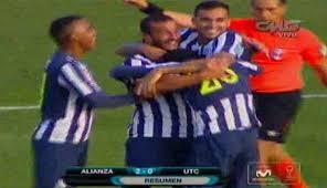 Alianza Lima Vs. Utc: Íntimos Ganaron 2-0 En El Torneo Clausura | El ...