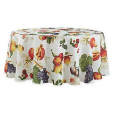70 inch round tablecloths