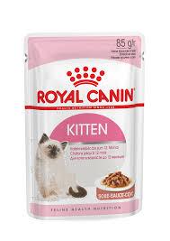 Kitten (в соусе) <b>Влажный корм</b> - Royal Canin