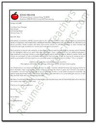 Sample Cover Letter For Preschool Assistant Teacher Cover Letter