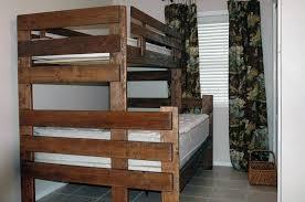 diy bunk beds bunk bed plans diy loft bed with slide plans