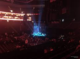 Golden 1 Stage Seating Chart Golden 1 Center Section 107 Concert Seating Rateyourseats Com