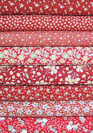 Fabric Bundles : Twiddletails, quilt fabric, quilting fabric, free ... & 1930's Reproduction Fabric Bundle - Red Adamdwight.com