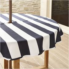 round patio tablecloth with umbrella hole get tablecloths astonishing outdoor tablecloths round 70 inch round