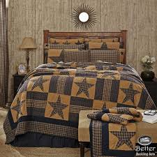 28 best Sewing images on Pinterest & Blue Brown Primitive Plaid Star Rustic Western Country Home Quilt Bedding  Set Adamdwight.com