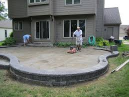 Raised paver patio Steps Raised Paver Patio Installing Paver Patio Installing Patio May Seem Like Daunting Task Compacting It And Then Laying Your Pa Pinterest Raised Paver Patio Installing Paver Patio Installing Patio May