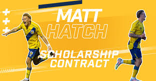 Coast local Matt Hatch signs scholarship with the Mariners ...