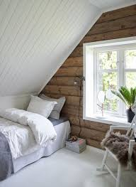 Attic Loft Bedroom Design Ideas Source Boligpluss Attic Bedroom Small Small Attic Room