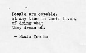Paulo Coelho Quotes On Dreams