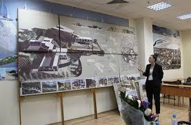 Выпускники Московского филиала РМАТ успешно защитили дипломные  На защите присутствовали студенты партнерских колледжей и студенты младших курсов