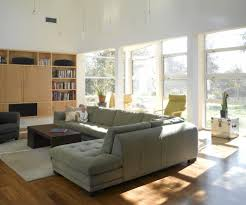 Contemporary Sunroom Furniture Terrific Best Sectional Sofas Designing Tips With Media Cabinet