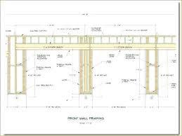 framing a garage door garage door header size header above garage door siding garage door header