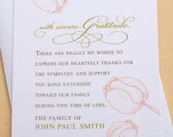 Thank You For Sympathy Card Card Design Ideas Support Golden Girls Personalized Sympathy Thank