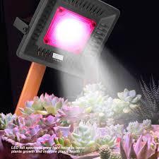 Horticultural Led Grow Lights Walmart Ejoyous 50w Led Grow Light Full Spectrum Lamp For Hydroponics Indoor Plants Flowers 110v Us Plug Led Grow Light Led Grow Lamp