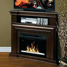 wayfair electric fireplace stands excellent corner stand images black in mahogany tv