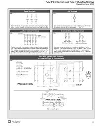 lighting contactor wiring diagram hand off auto wiring diagrams 3 Pole Contactor Wiring Diagram at Square D Lighting Contactor Wiring
