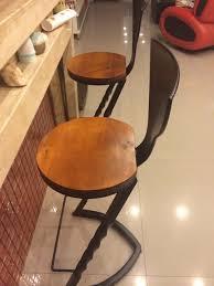 wrought iron bar chairs. Chan Lai Creative Wrought Iron Bar Chairs Wood Old Retro Stool Highchair Wholesale U