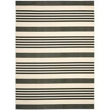 courtyard stripe black bone indoor outdoor rug x safavieh amherst wheat beige 9 12 courtyard stripe black bone indoor outdoor rug x safavieh amherst wheat