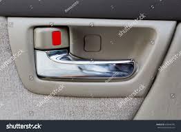 inside car door handle. Handle Car Door. The Close Up Image Of Inside Old Grey Door Opener, B